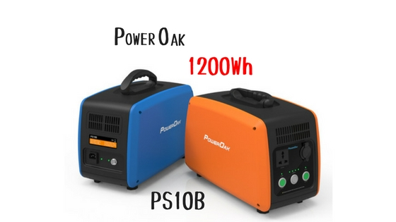 POWEROAK PS10B 1200WH